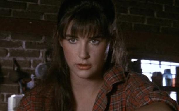 Demi Moore, Parasite (1982)