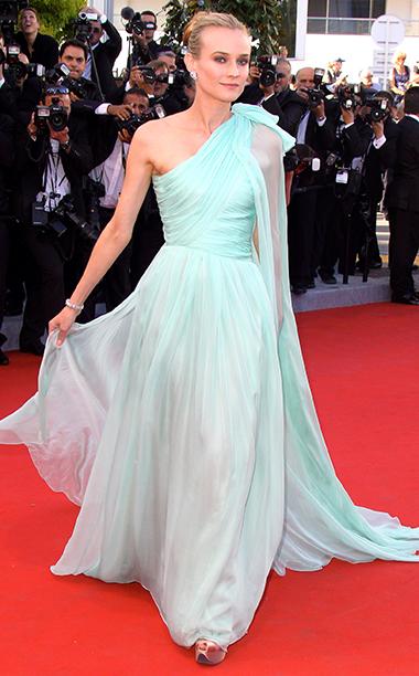 Diane Kruger in Giambattista Valli, 2012 Cannes