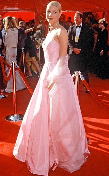 Gwyneth Paltrow in Ralph Lauren, 1999 Academy Awards