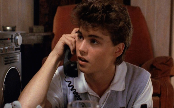Johnny Depp, A Nightmare on Elm Street (1984)