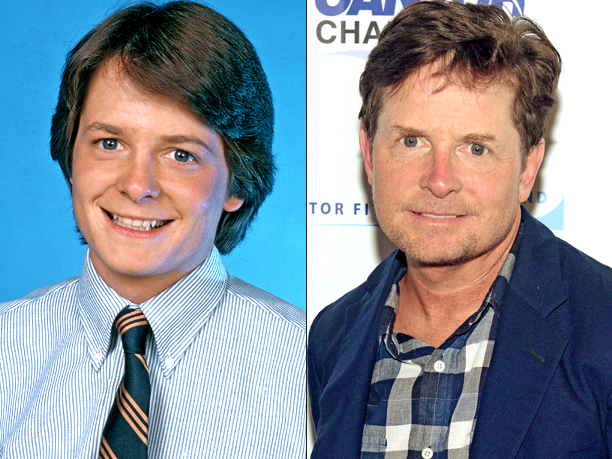 Michael J. Fox (Alex P. Keaton)
