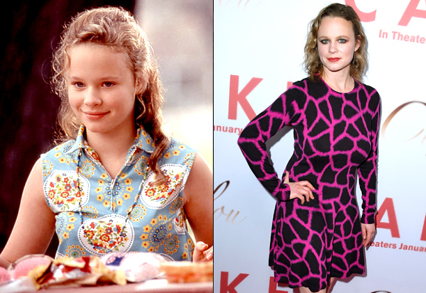 Thora Birch (Young Teeny)