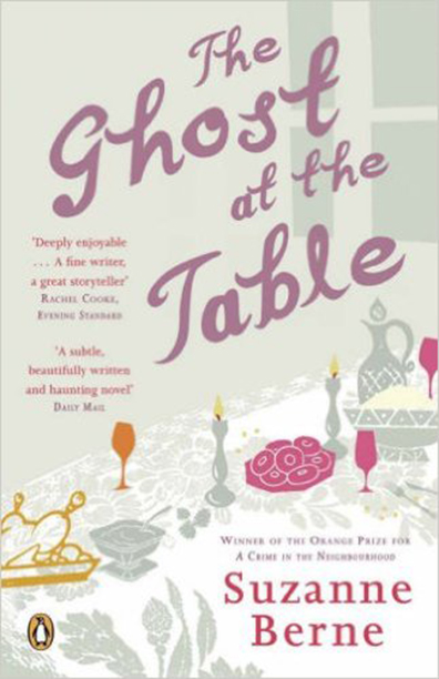 Suzanne Berne, The Ghost at the Table