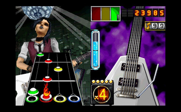 9. Guitar Hero: On Tour