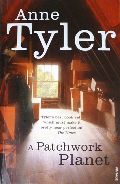 Anne Tyler, A Patchwork Planet