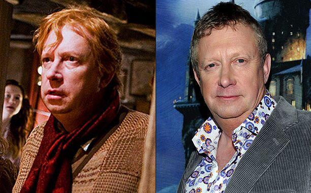 Mark Williams (Arthur Weasley)