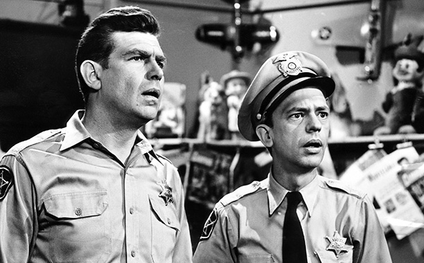The Andy Griffith Show (1960 – 1968)