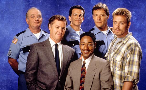 Bakersfield P.D. (1993 – 1994)