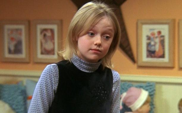 Dakota Fanning (Mackenzie)