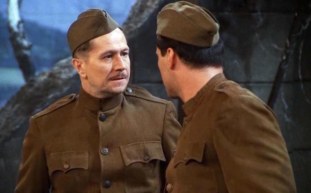 Gary Oldman (Richard Crosby)