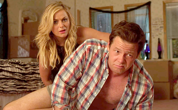 Amy Poehler and Ike Barinholtz, 'Sisters'