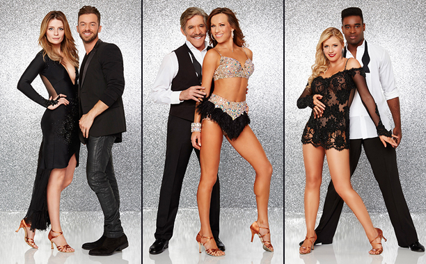 Dancing With the Stars Season 22: Official Portraits