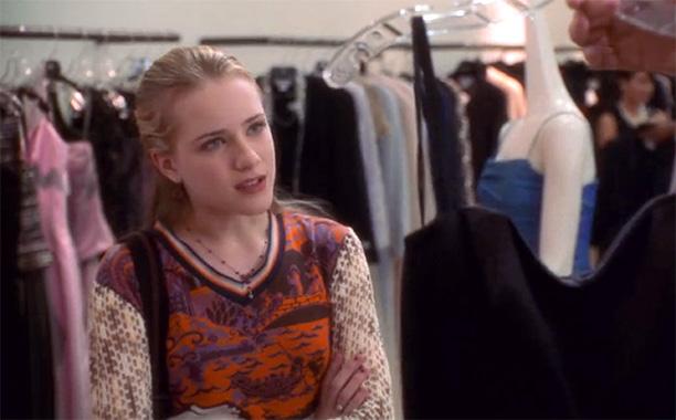 Evan Rachel Wood (Hogan Cregg)
