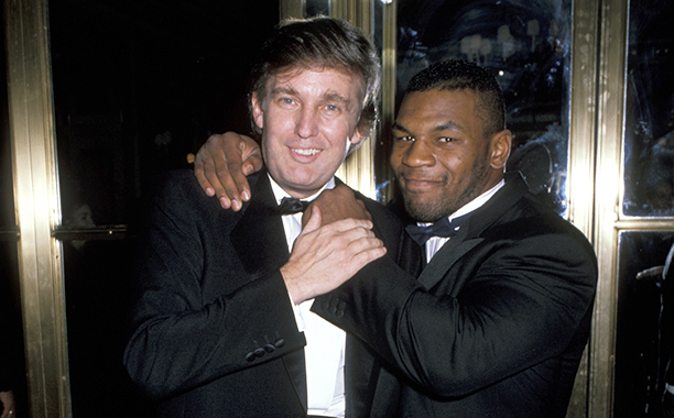 Mike Tyson for Donald Trump