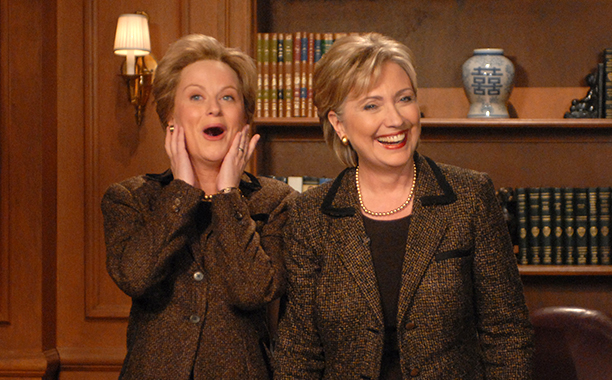 Amy Poehler for Hillary Clinton