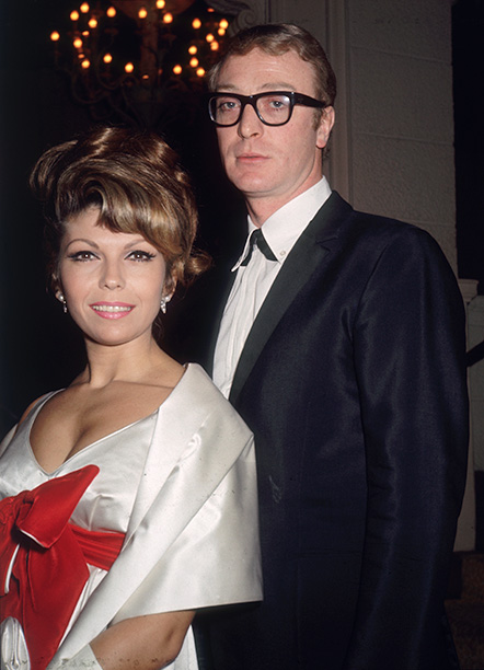 With Nancy Sinatra in 1965