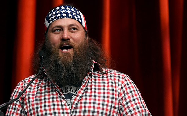Willie Robertson for Donald Trump