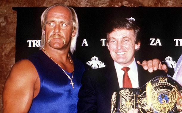 Hulk Hogan for Donald Trump