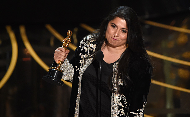 Sharmeen Obaid-Chinoy Wins Best Documentary Short Subject