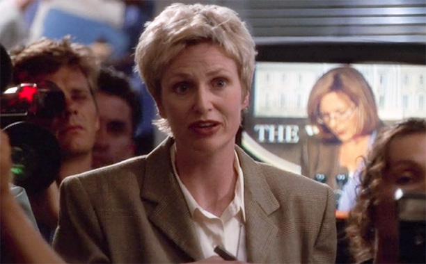 Jane Lynch (Unnamed Reporter)