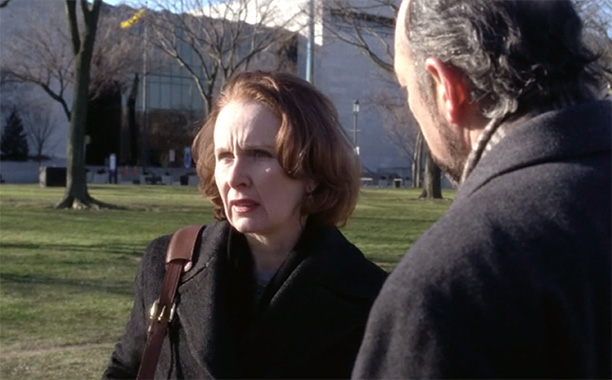 Kate Burton (Sarah Brainerd)