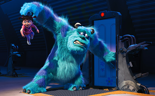 Monsters, Inc. | del Toro deems this Pixar favorite ''a movie that can be seen over and over again'' for its ''perfect...rhythm and screenplay.'' In it, best friends…