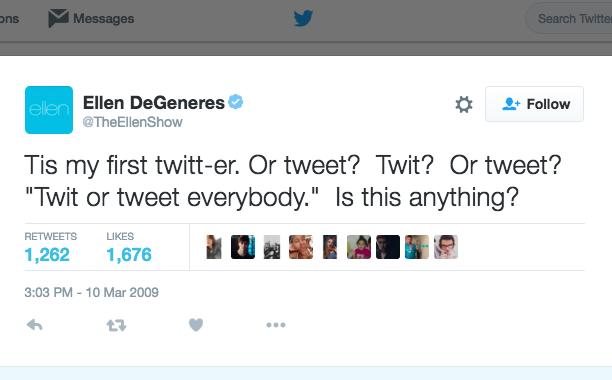 Ellen DeGeneres: March 10, 1009