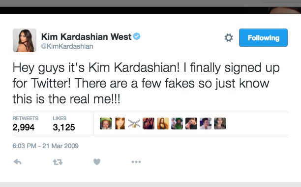 Kim Kardashian: March 21, 2009