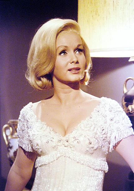 Debbie Reynolds in The Singing Nun in September 1967