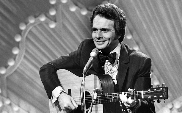 Merle Haggard on The Johnny Cash Show on January 21, 1971