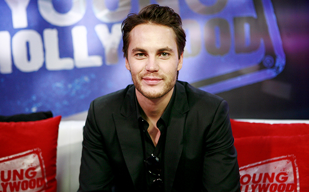 Taylor Kitsch on February 22, 2012