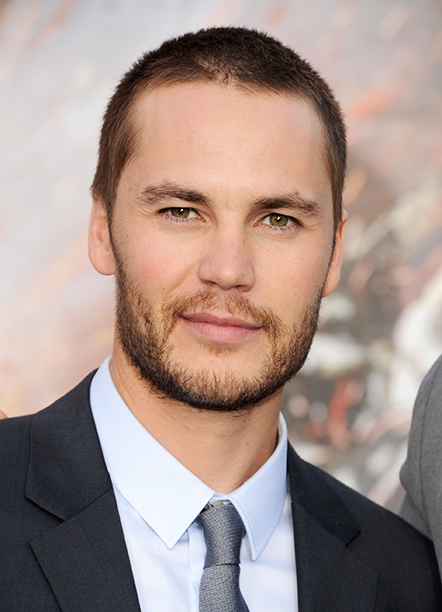Taylor Kitsch on May 10, 2012