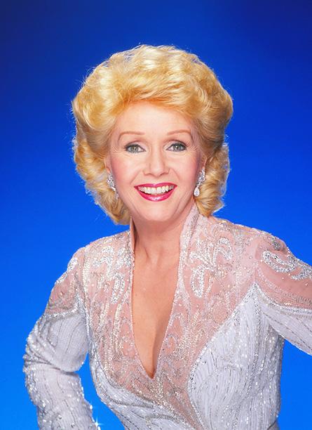 Debbie Reynolds in L.A. in 1988