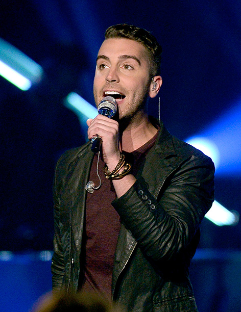 Season 14's show winner: Nick Fradiani