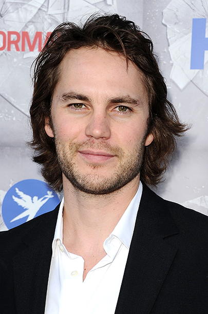 Taylor Kitsch on May 19, 2014
