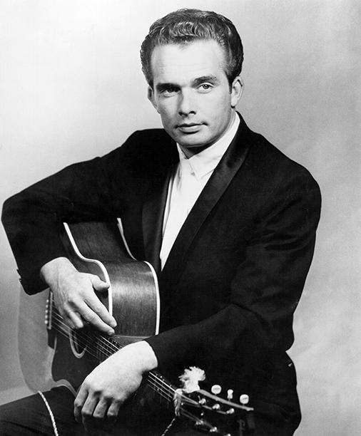 Merle Haggard in 1964