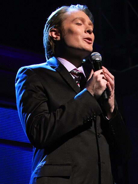 American Idol | Runner-up Clay Aiken's Steadfast album may have stumbled out of the gate—it sold only 4,000 copies the week it was released in March 2012—but he's…