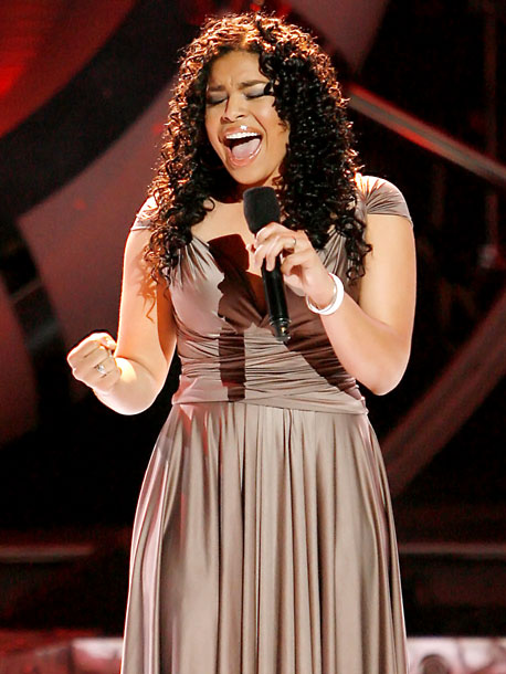 American Idol | Jordin's self-titled debut album, released in 2007, went platinum, thanks to two smash hits, ''Tattoo'' and ''No Air''—the latter a duet with a pre-Rihanna Chris…