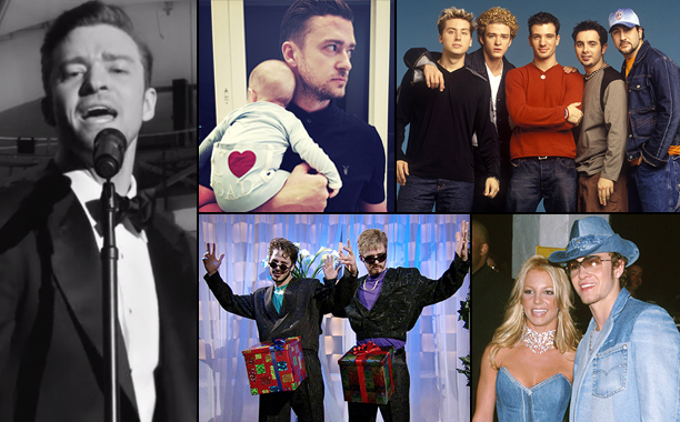 Justin Timberlake's Best Moments