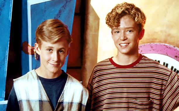 Ryan Gosling and Justin Timberlake