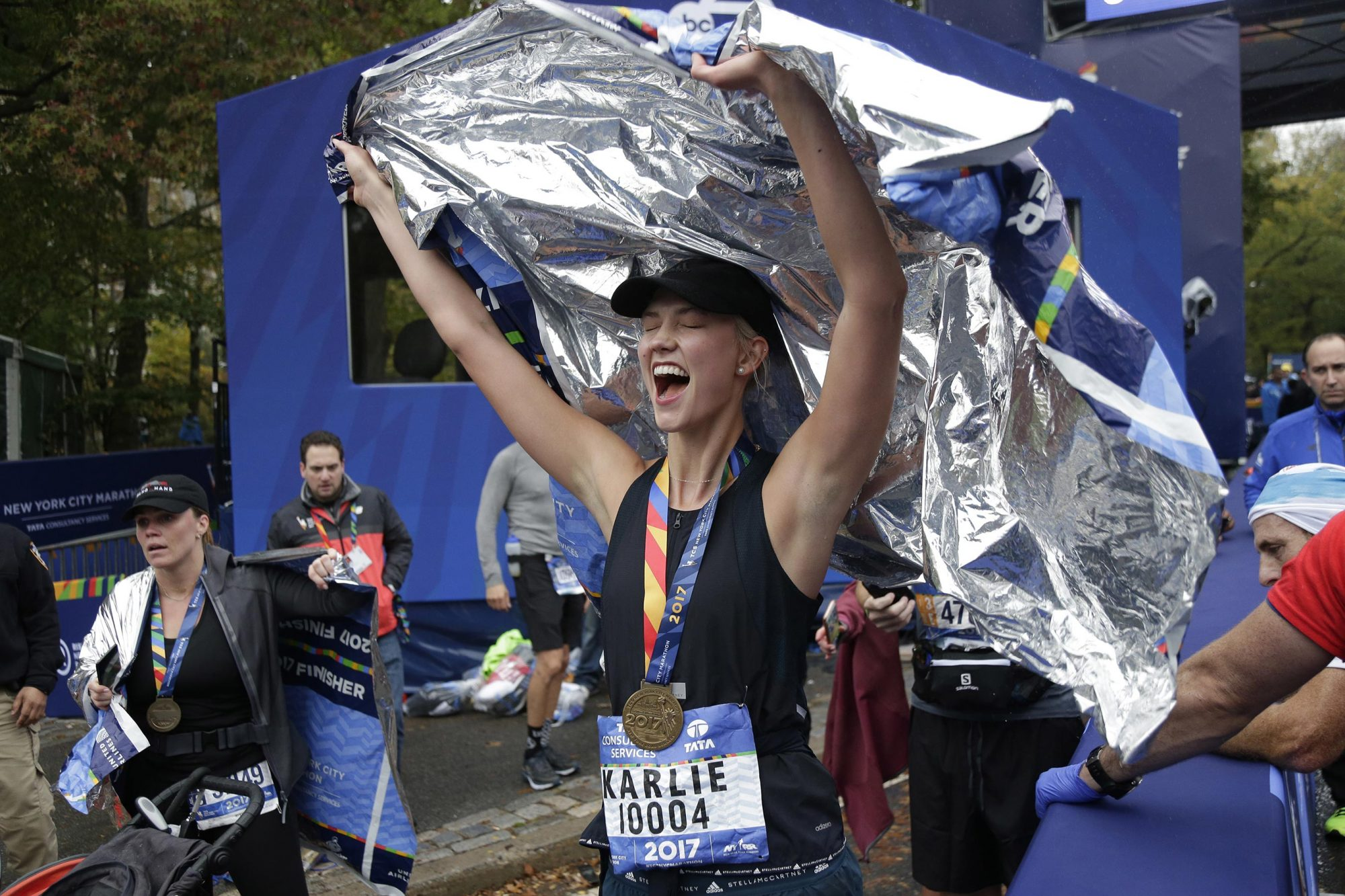NYC Marathon, New York, USA - 05 Nov 2017