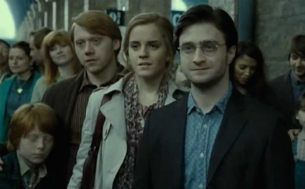 Harry Potter's Son James is a Gryffindor