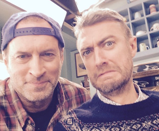 Sean Gunn (Kirk Gleason): April 7, 2016