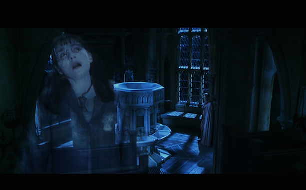 Moaning Myrtle Has a Full Name