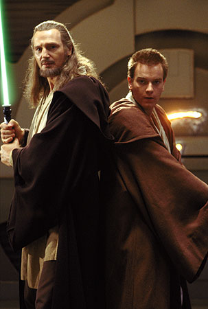 Star Wars: Episode I - The Phantom Menace   In the 2001 U.K. census, 390,000 Brits listed their religion as ''Jedi.'' The Force is strong, huh? Actually, most of those citing kinship with Qui-Gon…
