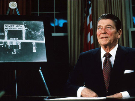 Ronald Reagan was inspired by Grand Moff Tarkin to create the Strategic Defense Initiative, nicknamed Star Wars by Ted Kennedy. It was a national antiballistic…
