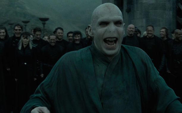 The Pronunciation of Lord Voldemort