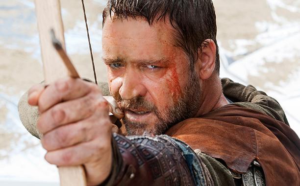 7. Robin Hood (2010)