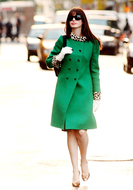 The Green Coat