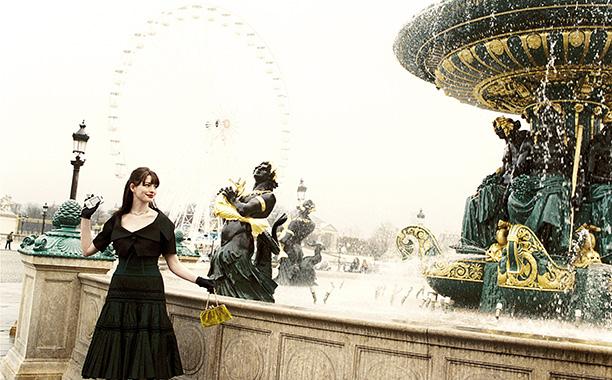 The Green Dress, Worn In Paris
